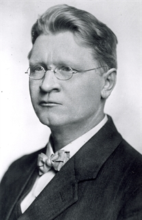 Emil Seidel, Milwaukee mayor from 1910-'12. MILWAUKEE PUBLIC LIBRARY PHOTO