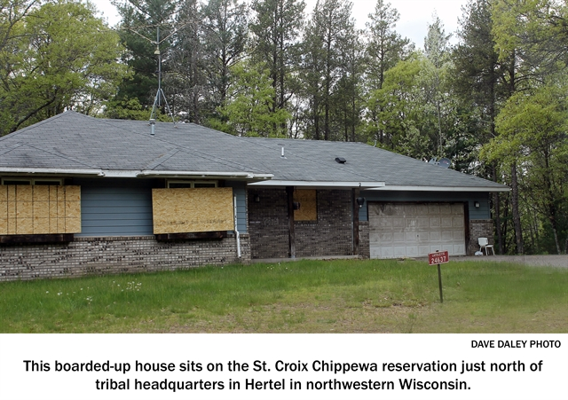 While poverty persists for St  Croix Chippewa, tribe